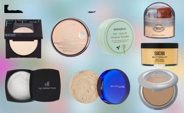Powder Foundation for Acne-Prone Skin