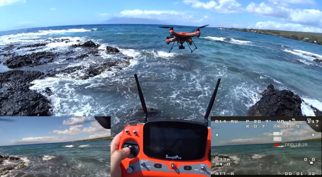 Best Waterproof Drones and Quadcopters
