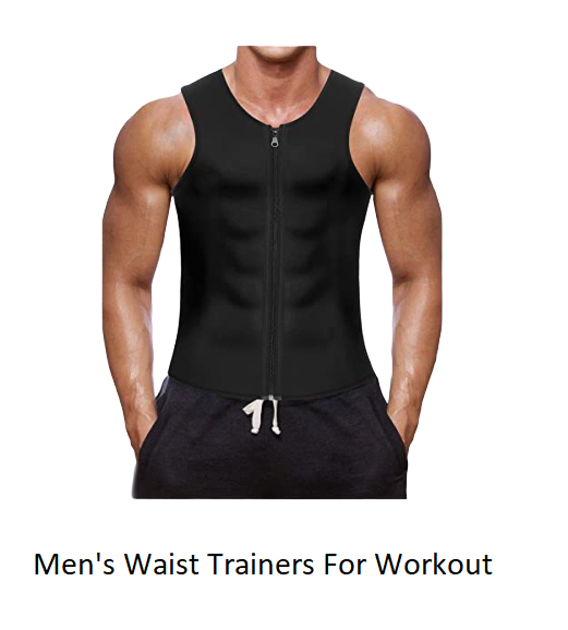 Men's Waist Trainers For Workout